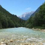Slovenia, river