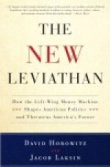 BOOK REVIEW: 'The New Leviathan': Authors Say Numbers Don't Lie; Left-Wing Organizations Pour Much More Money, Put More Boots on the Ground into 'Progressive' Campaigns Than Conservative Ones