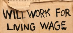 OP-ED: $9 an Hour? How About a Living Wage!