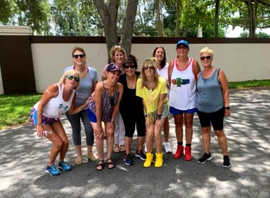 HP Women Working Out with Jineen