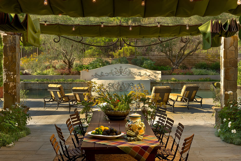 Outdoor Living Design by Huntington Pools Inc Southern ... on Southern Pools And Outdoor Living id=29298
