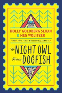 To Night Owl from Dogfish - book review