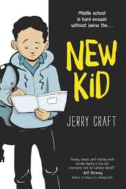 New Kid - book review