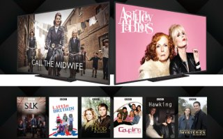 Stream BBC Studio Collection Shows with hoopla