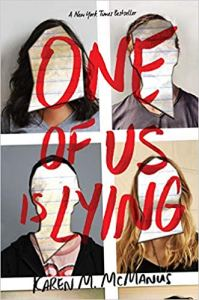 One of Us Is Lying - Read It and Rate It