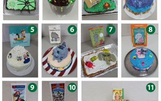 2019 Edible Books Contest Online Voting