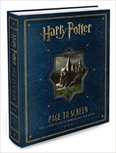 Harry Potter Page to Screen - Read It and Rate It