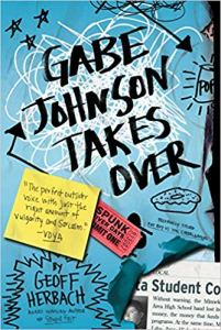 Gabe Johnson Takes Over - Read It and Rate It