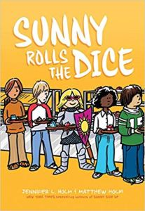 Sunny Rolls the Dice - book review