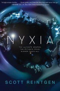 Nyxia - book review