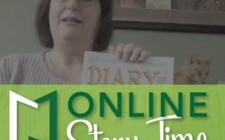 Enjoy Online Story Times for Children & Families