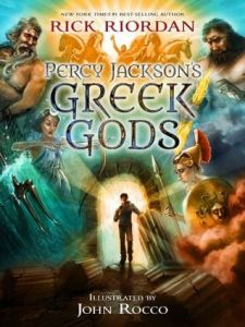 Percy Jackson's Greek Gods - Read It and Rate It