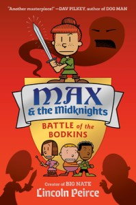 Max & the Midnights #2 - Read It and Rate It