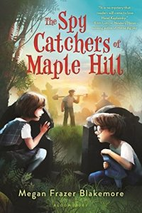 Spy Catchers of Maple Hill - Read It and Rate It