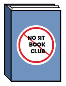 No Sit Book Club (grades 6-12)