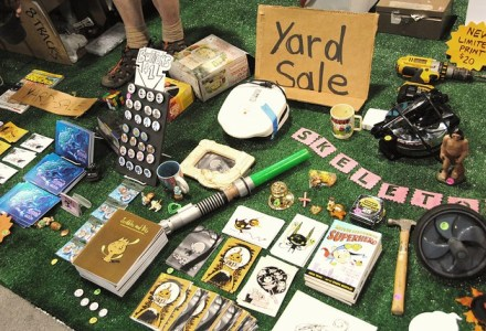 Huntley Meadows HOA Community Yard Sale- September 7, 8am – 12 noon