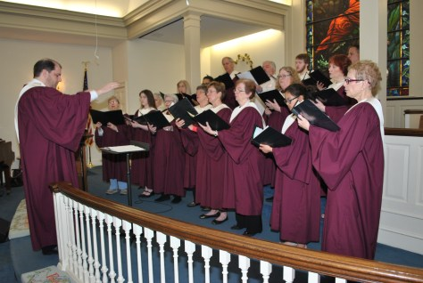 Hunt's Church Chancel Choir - Towson, MD