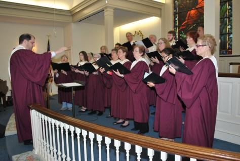 Hunt's Church Chancel Choir - Towson, MD