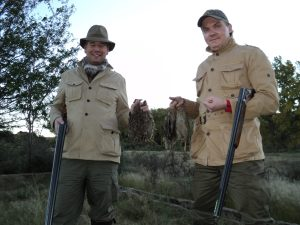 Bird Hunting and Trophy Hunting - Good Combination 1