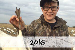 2016 snow goose hunt photos