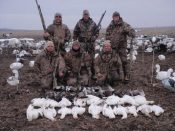 Party from CA with a successful day in the field.