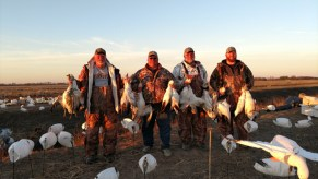Spring Snow Goose Hunting Www.huntupnorth.com 174