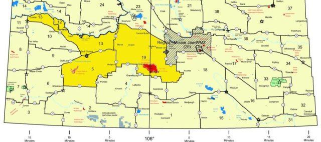 Waterfowl Guide & Zones for Saskatchewan