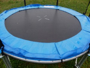Common trampoline