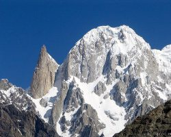 Lady Finger and Hunza Peak