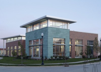 CUDAHY FAMILY LIBRARY