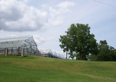 MITCHELL PARK GREENHOUSE FACILITIES FOR THE DOMES OF MILWAUKEE COUNTY