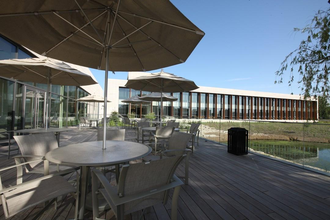 JCI Outdoor Cafe