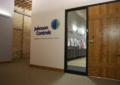 JOHNSON CONTROLS, INC. INNOVATION CENTER