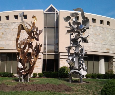 CONGREGATION SHALOM SCULPTURES