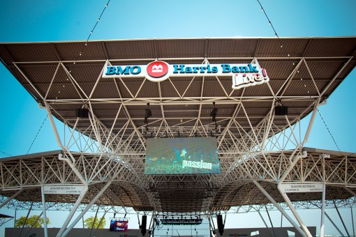 MILWAUKEE WORLD FESTIVAL – SOUTH END DEVELOPMENT PHASE II – BMO HARRIS STAGE AND PAVILION