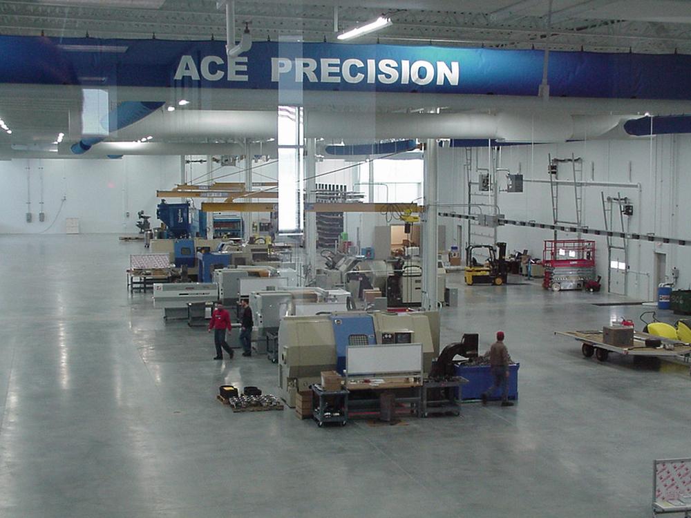 Ace Precesion