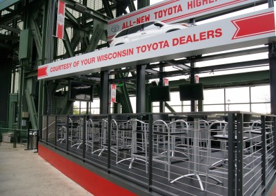 TOYOTA TERRITORY AT MILLER PARK