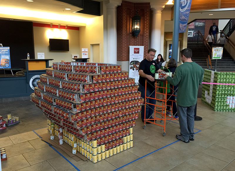Canstruction_Progress4