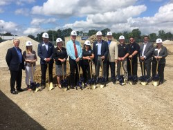 Hunzinger Breaks Ground for Another Silverado Memory Care Community in St. Charles, IL