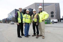 Hunzinger Engineers Built Bradley Center and Will Now Tear It Down
