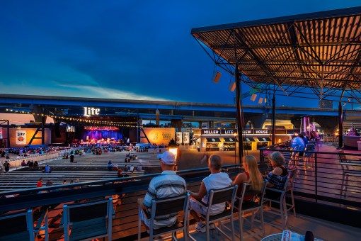 MILWAUKEE WORLD FESTIVAL – MILLER LITE OASIS STAGE AND LAKEFRONT GATEWAY PLAZA