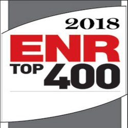 Hunzinger Once Again Named One of ENR's Top 400 Contractors