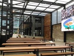 Milwaukee Bucks unveil beer garden, share spotlight with Brewers