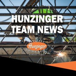 Hunzinger Welcomes New Hires