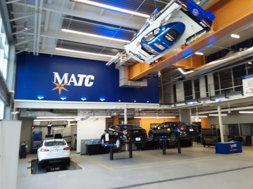 MATC AL HURVIS PEAK TRANSPORTATION CENTER