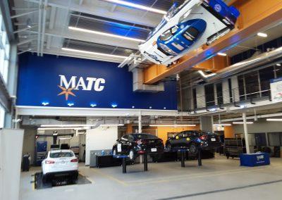 MATC AL HURVIS PEAK TRANSPORTATION CENTER