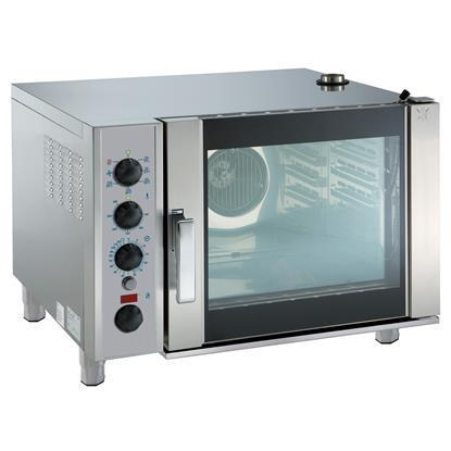Convection Oven Smart Steam 6 Gn