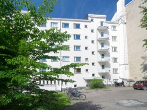 Kalustettu asunto   Ulkokuva   Kustaankatu 3, Kallio, Helsinki