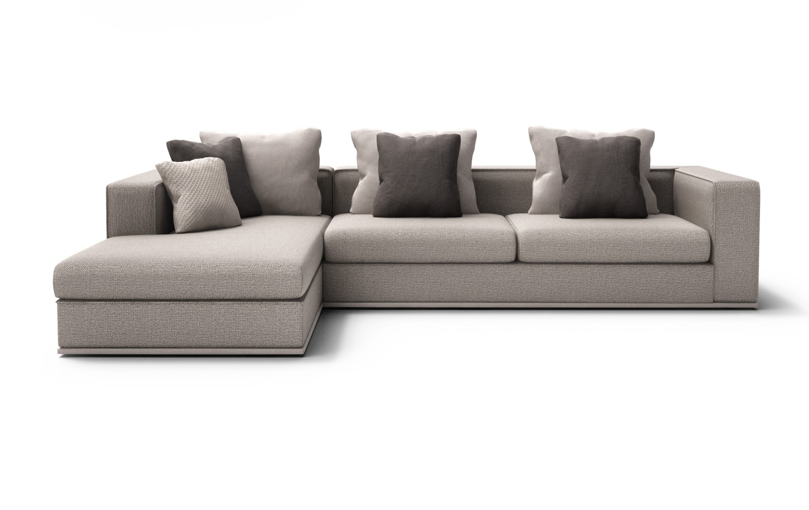 left side chaise sectional chelsea