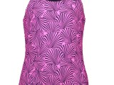 Girls swimsuit with ruffle